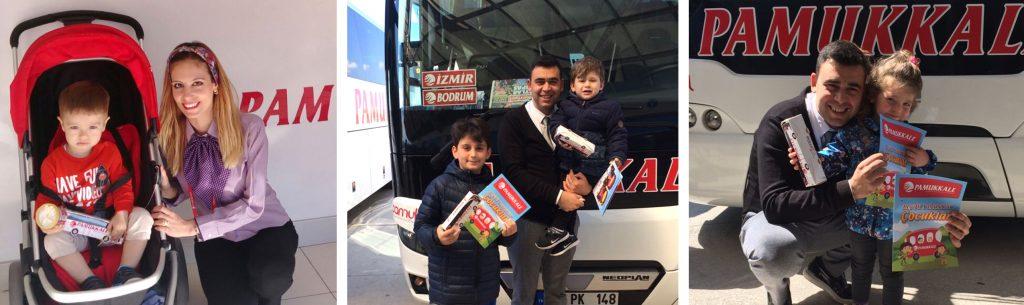 Çocuk - Otobüs