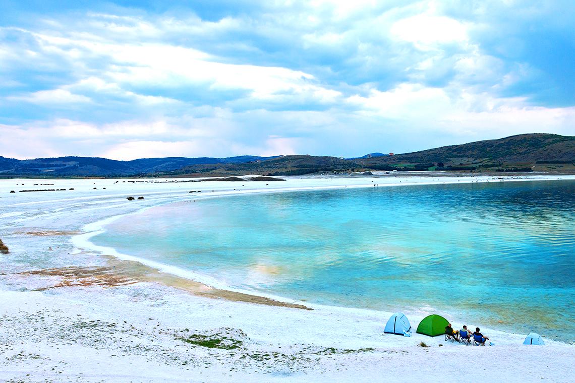 Burdur - Salda Gölü