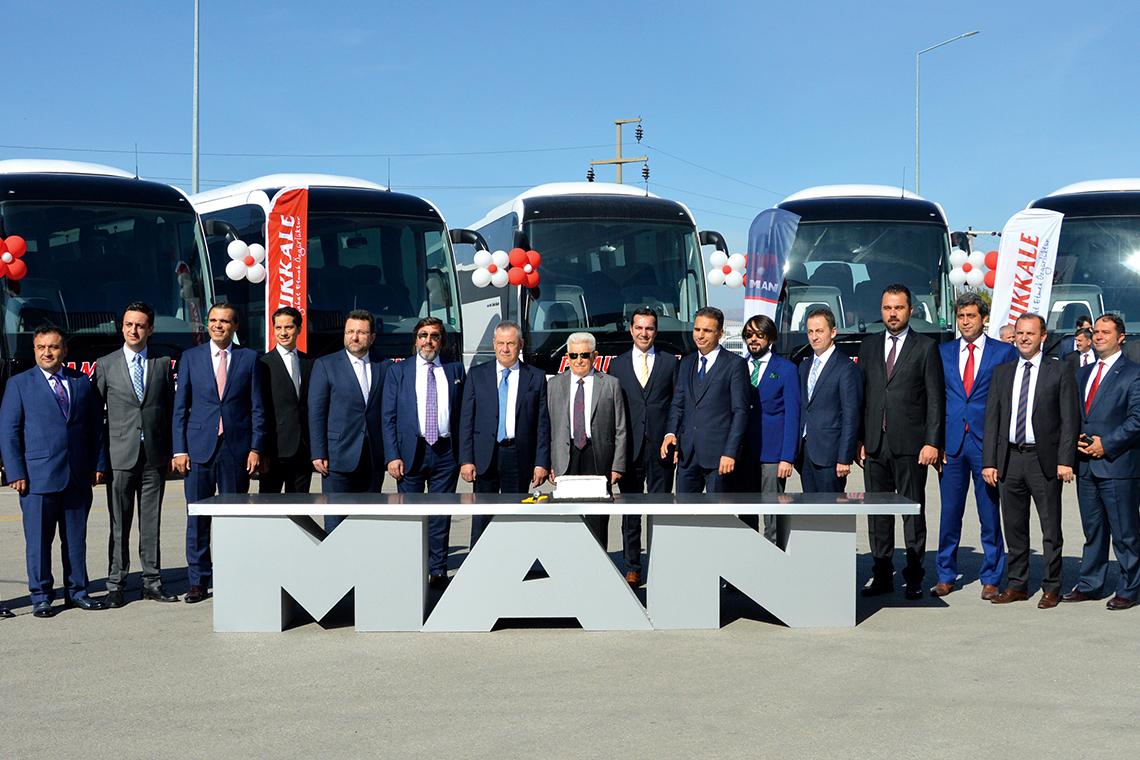 Otobüs yolculuk